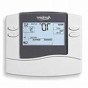Aprilaire 8448 Thermostat  Digital Heat  Cool Or Heat Pump