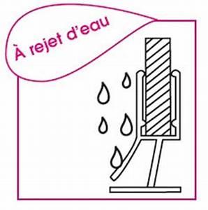 Baguette pvc translucide double levres de 1 metre for Joint double levre porte douche