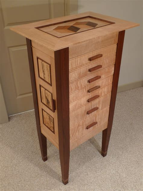 jewelry armoire finewoodworking