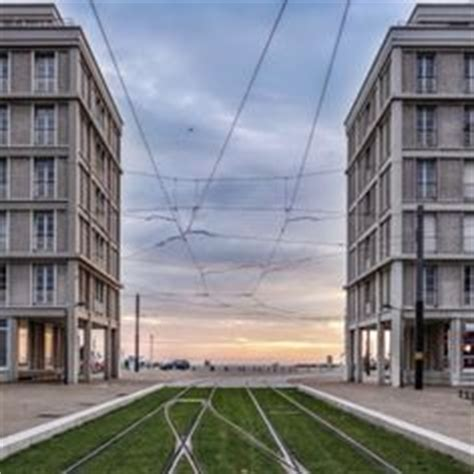 architect auguste perret s brave new post war le havre http www normandythenandnow