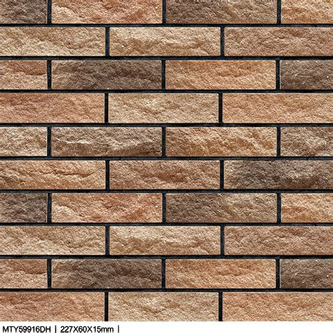 low price tiles decorative brick exterior wall tile
