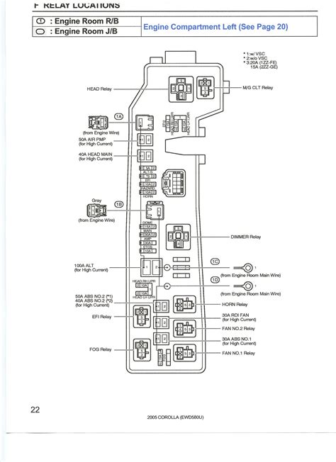 2005 Toyotum Corolla Radio Wiring Diagram by 2005 Toyota Corolla Put 12 Volts To Black Wire With