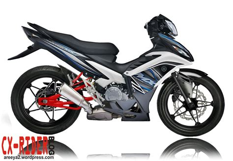 Modif Mx New by Cxrider Modifikasi New Jupiter Mx Archives Cxrider