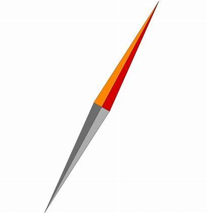 Compass Needle Clip Lamy Pen 2000 Clipart