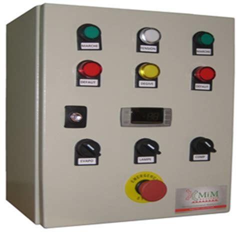 armoire electrique chambre froide armoire electrique de chambre froid