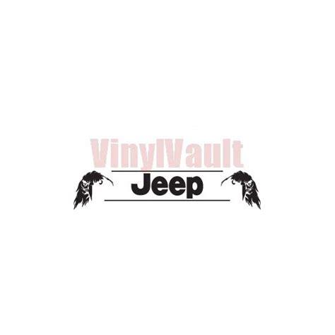 jeep eagle logo jeep eagle logo vinyl car decal vinyl vault