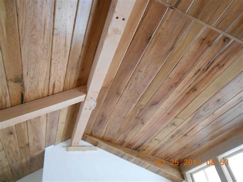 Staining - Grade A Construction