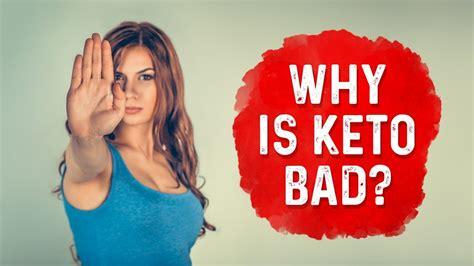 keto ketogenic diet bad youtube