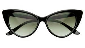 cat sunglasses pointed vintage black cat eye sunglasses 8371zu