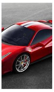 Ferrari 488 Pista 2018 Side View, HD Cars, 4k Wallpapers ...