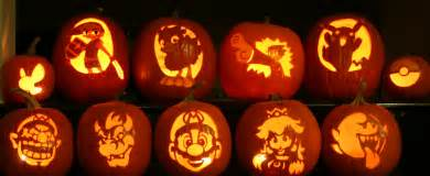 Pikachu Pumpkin Carving Ideas by Gaming Pumpkins The Most Epic Halloween Game Jack O