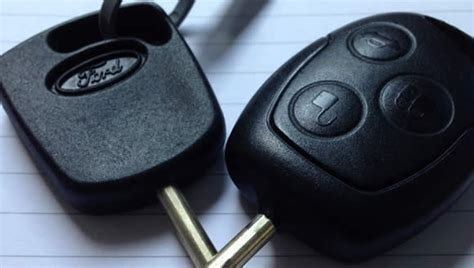 Reprogramming A Ford Remote Central Locking Key Fob