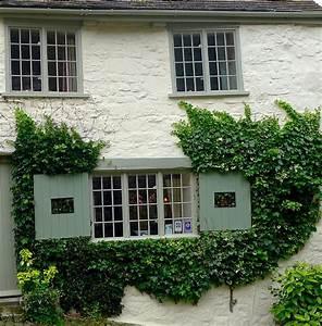 English, Cottage, Windows, Photograph, By, Denise, Mazzocco