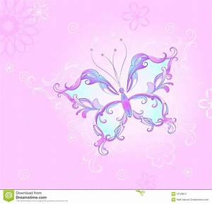 Pink Butterfly Royalty Free Stock Photography - Image ...
