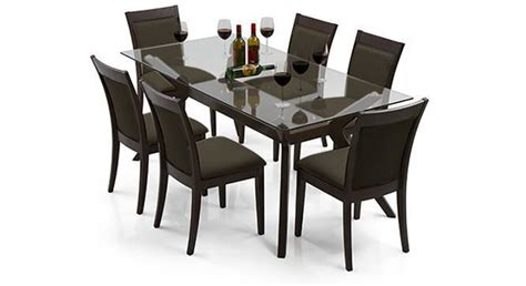 Artistic 6 Seater Dining Table