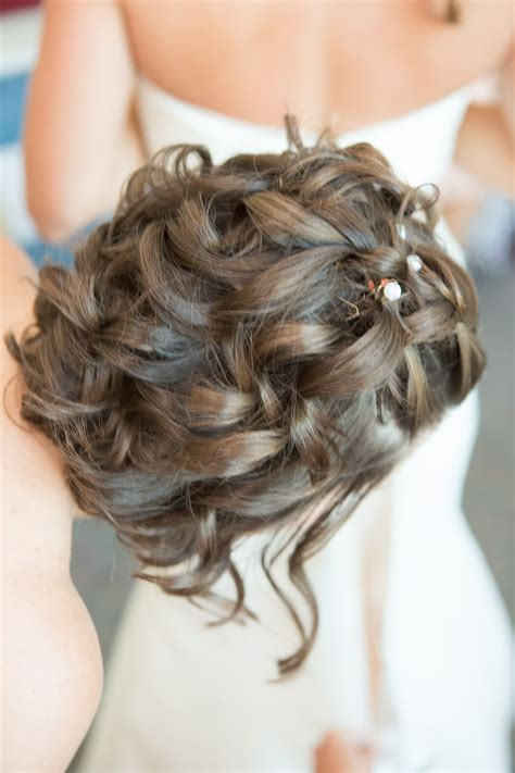bridesmaid maid of honor hairstyle hair styles short