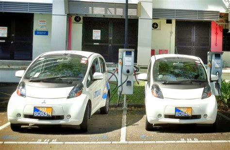 Smove Might Be The Next Big Green Rental Cars In Singapore
