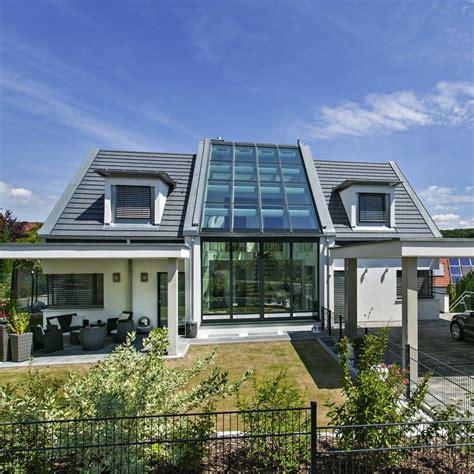 Moderne Häuser Mit Wintergarten by Zweist 246 Ckiger Wintergarten Integriert Ins Haus H 228 User