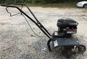Bolens Tiller Model 21a 250h065