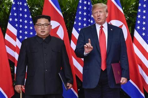 trump kim summit document full text bangkok post news