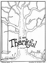 Coloring Thankful Tree Reply Leave Cancel sketch template
