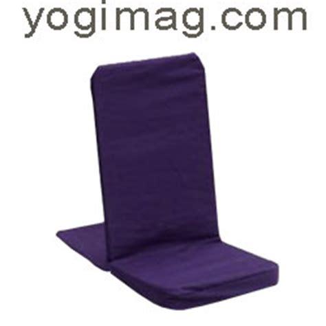 siege de meditation bien choisir matériel de méditation yogimag