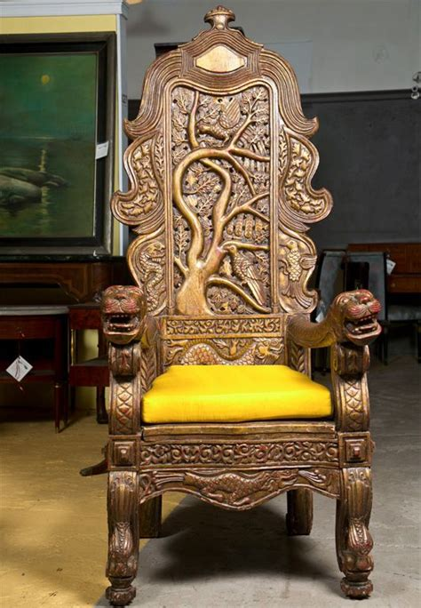 carved chinese throne chair chinese furniture throne