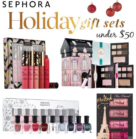sephora christmas gift sets best sephora gift sets 50