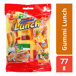 Yupi Gummy Candies Sour yupi gummy candies gummi lunch