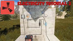 Rust Electricity Tutorial  3 - Infinite Power