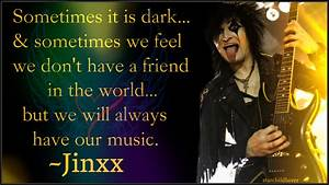 Jinxx Black Veil Brides Quotes | www.imgkid.com - The ...