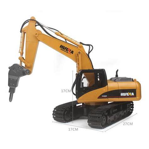 Harga Rc Excavator Huina huina toys 1560 2 4g 16ch 1 14 metal rc excavator
