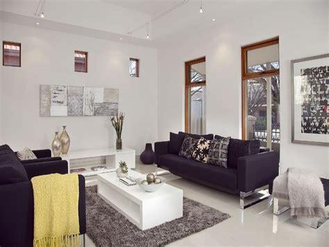 open plan living room  neutral colours  carpet