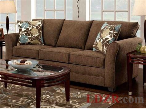living room decorating ideas dark brown sofa 2017 2018