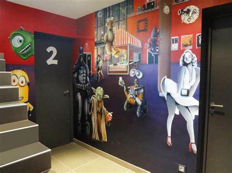 chambre chez but décoration d 39 une salle de cinéma privée concept deco