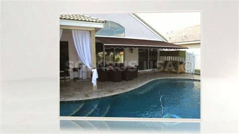 retractable awning prices south florida youtube