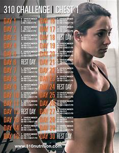 Weight Loss Calendar Plan 310 Challenge 310 Nutrition 30 Day Workout Challenge