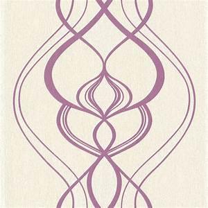 Tapete Zum Abwischen : rasch tapeten emocion 2013 776287 tapete neu retro barock creme lila vlies ebay ~ Markanthonyermac.com Haus und Dekorationen