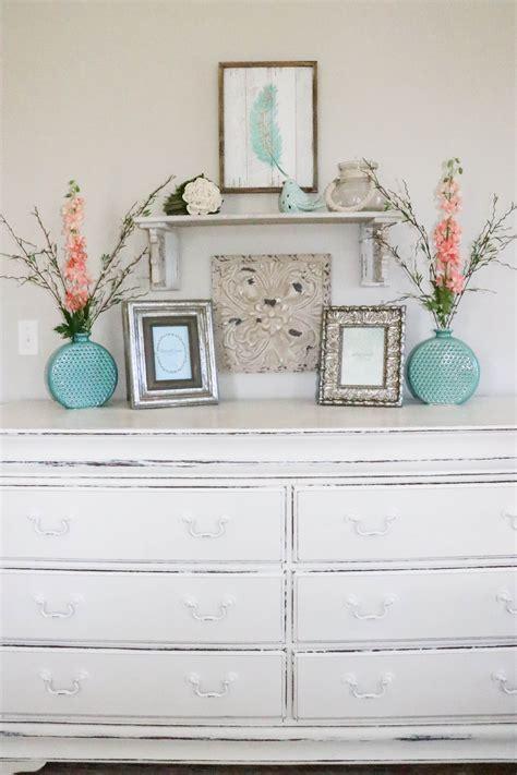 63 bohemian bedroom decor ideas. Aqua & Coral Master Bedroom Makeover - Re-Fabbed