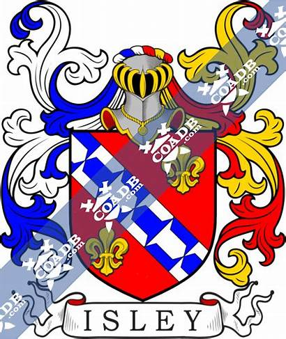 Isley Arms Crest Coat History