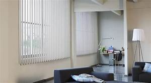 Rideaux Lamelles Verticales : store bandes verticales lamelles sur mesure devis ~ Premium-room.com Idées de Décoration