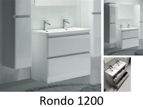 doppelwaschbecken 120 cm badm 246 bel waschbecken handwaschbecken meuble teck m 246 bel bad doppelwaschbecken 120 cm