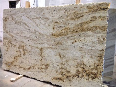 Sienna Cream Is A Very Light Colored Grey Granite It Is