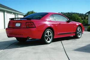 2003 FORD MUSTANG MACH 1 COUPE96477
