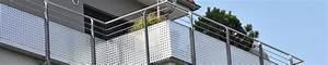Sichtschutz Für Balkongeländer : balkone gel nder balkongel nder sichtschutz ~ Markanthonyermac.com Haus und Dekorationen