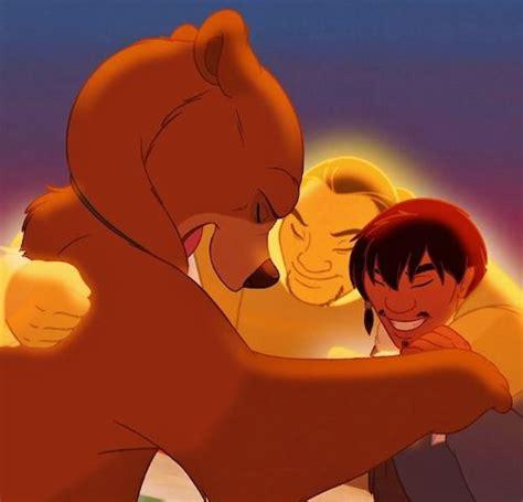 Denahi, Sitka, & Kenai  Ilღve Disney Pinterest