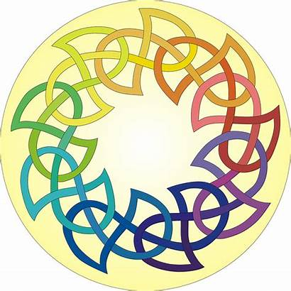 Celtic Knot Symbol Pilgrimage Healing Holy Christmas