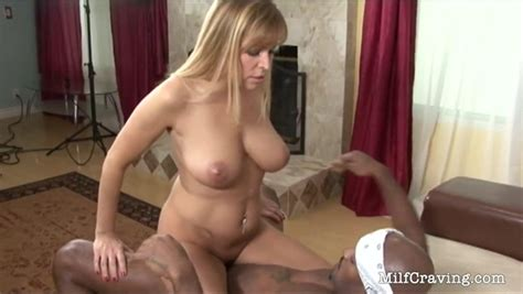 Bootylicious Milf Having Rough Sex With A Black Dude