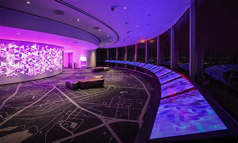 Dallas Observation Deck by Geo Deck At Reunion Tower Dallas Entertainment Journal