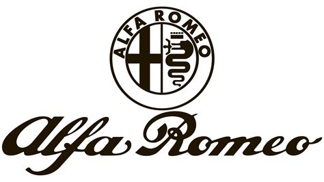 Alfa Romeo Logo, Alfa Romeo Zeichen, Vektor. Bedeutendes